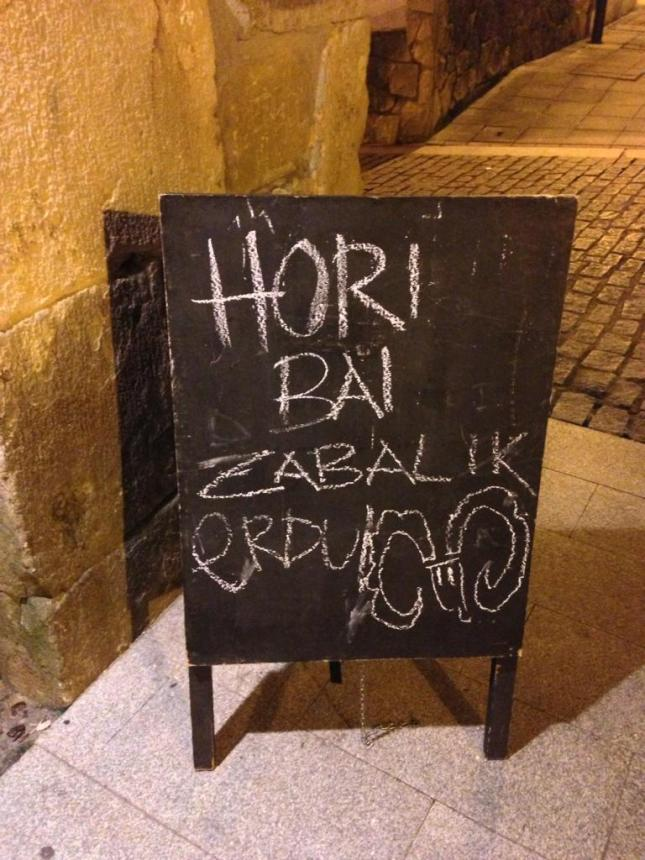 Hori Bai zabal!k