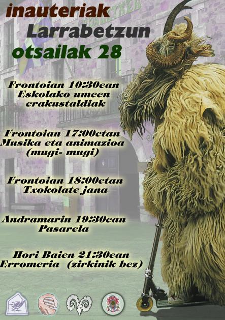 Inauteriak 2014